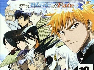 bleach the blade of fate nds