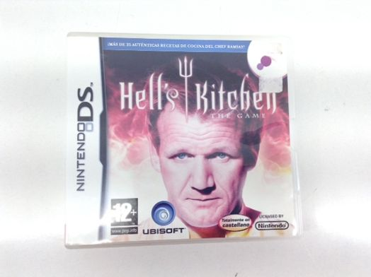 hells kitchen nds