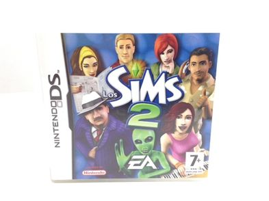 los sims 2 nds
