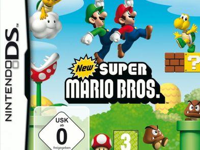 new super mario bros nds