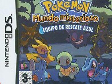 pokemon mundo misterioso azul nds