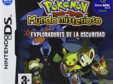 pokemon mundo misterioso exploradores oscuridad nds