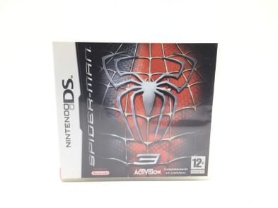 spiderman 3 nds