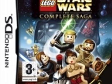 star wars lego compilation nds