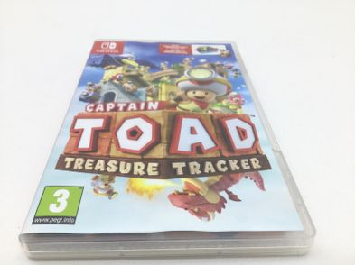 captain toad: treasure tracker n-switch