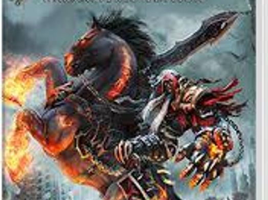 darksider warmastered edition n-switch