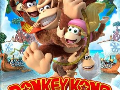 donkey kong country: tropical freeze n-switch
