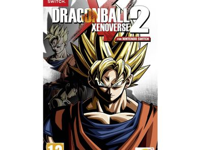 dragon ball xenoverse 2 n-switch