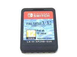 final fantasy x/x-2 hd remaster n-switch