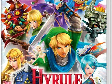 hyrule warriors: definitive edition n-switch