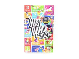just dance 2021 n-switch