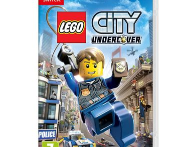 lego city undercover n-switch