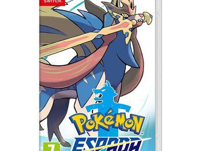 pokemon espada n-switch