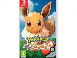 pokemon lets go eevee n-switch