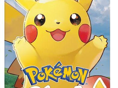 pokemon lets go pikachu n-switch