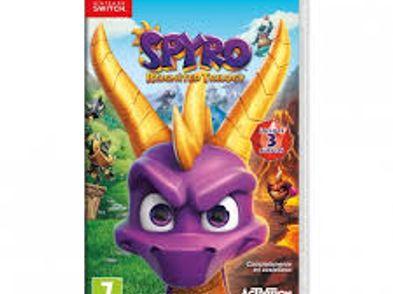 spyro reignited trilogy n-switch