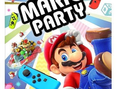 super mario party n-switch