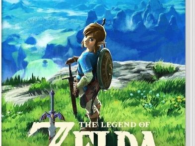 the legend of zelda breath of the wild n-switch