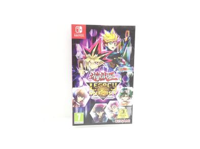 yu-gi-oh! legacy of the duelist: link revolution