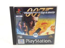 007 el mundo nunca es suficiente
