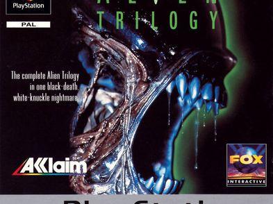 alien trilogy platinum ps1