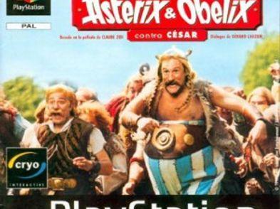 asterix y obelix contra el cesar ps1