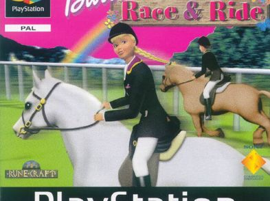 barbie race and drive ps1