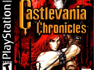 castlevania chronicles ps1