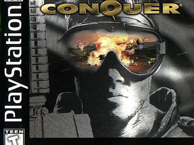 command and conquer ps1