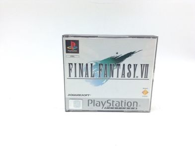 final fantasy vii platinum ps1
