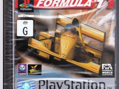 formula 1 platinum ps1