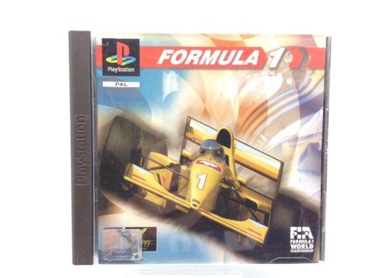 formula 1 ps1