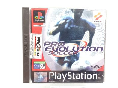 iss pro evolution ps1