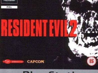 resident evil 2 platinum ps1
