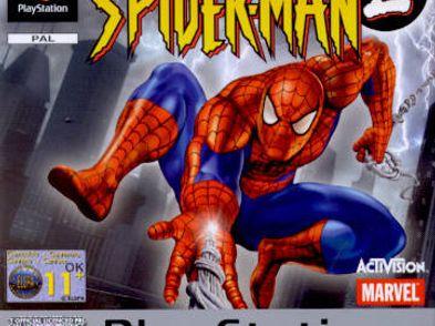 spiderman 2 enter electro ps1