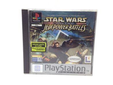 star wars episodio 1 jedi battles