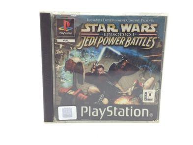 star wars jedi power battles ps1