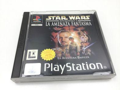 star wars the phantom menace ps1