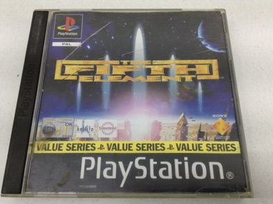 the fifth element ps1