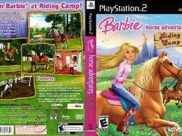 barbie horses escuela de equitacion ps2