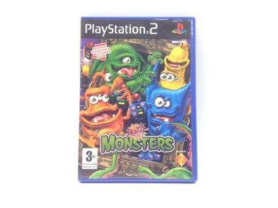 buzz junior monster ps2