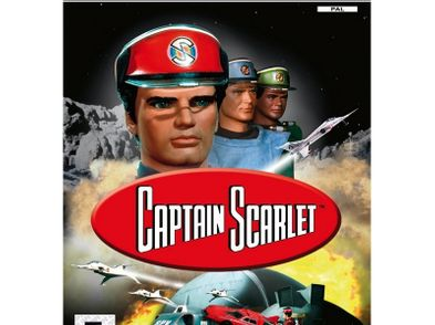 capitain scarlet ps2