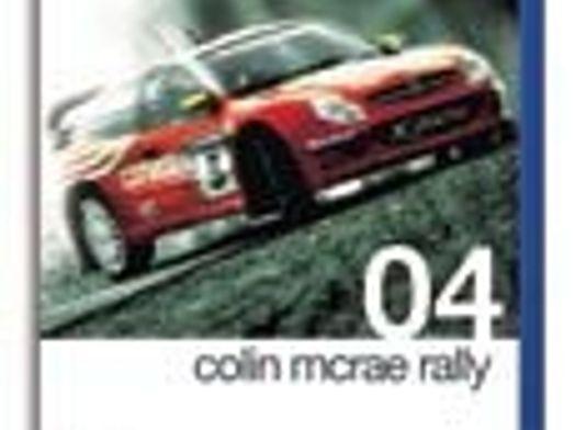 colin mcrae rally 4 ps2