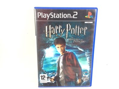 harry potter y el misterio del principe ps2
