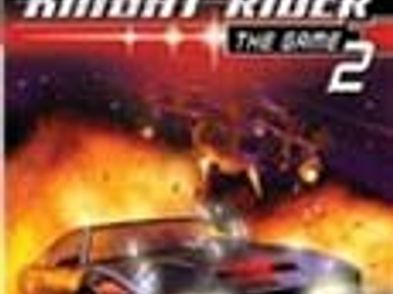 knight rider 2 el choche fantastico ps2