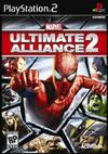 MARVEL ULTIMATE ALLIANCE 2 PS2