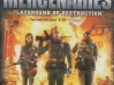 mercenarios el arte de la destruccion ps2