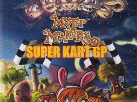 myth makers super kart gp ps2
