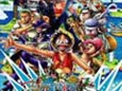 one piece round the land ps2