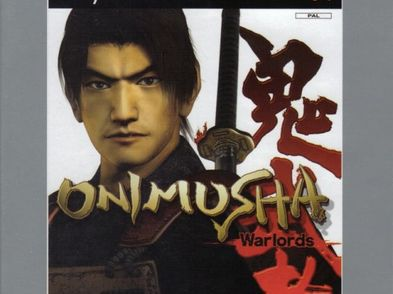 onimusha warlords platinum ps2